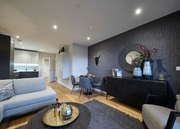 Thumbnail 3 bed flat for sale in Penny Brookes Street, Stratford, London