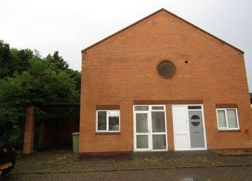 Thumbnail 1 bed semi-detached house for sale in Shipman Court, Willen Park, Milton Keynes