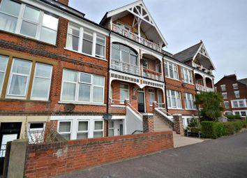 Thumbnail 2 bed flat for sale in Sea Road, Felixstowe