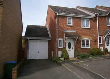 Thumbnail 3 bed end terrace house for sale in Caer Peris View, Portchester