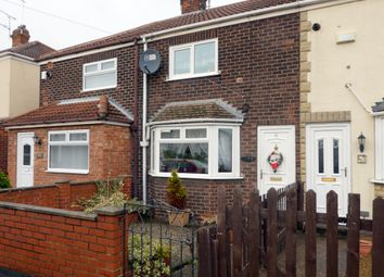 Thumbnail 2 bed terraced house to rent in Kathleen Road, Hull, East Riding Of Yorkshire