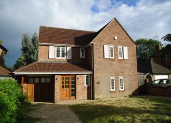 Thumbnail 4 bedroom detached house for sale in Blenheim Avenue, Highfield, Southampton, Hampshire