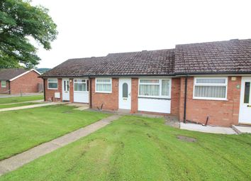 Thumbnail 1 bed terraced bungalow for sale in St Teilos Road, Abergavenny