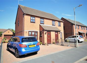 Thumbnail 3 bed semi-detached house for sale in Stable Lane, Market Drayton
