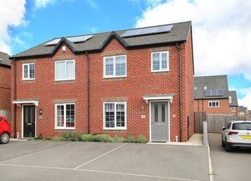 Thumbnail 3 bed semi-detached house for sale in Tissington Drive, Waverley, Rotherham, South Yorkshire