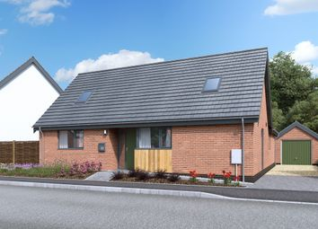Thumbnail 3 bed detached bungalow for sale in Watton Green, Watton, Thetford
