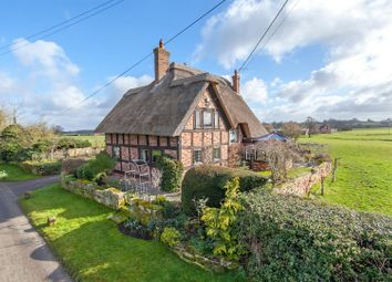 Thumbnail 3 bed detached house for sale in The Thatches, Aston, Wem, Shrewsbury