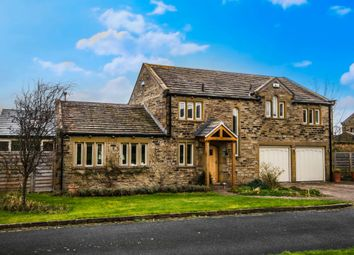 4 bed detached house for sale in Fulstone Road, Stocksmoor, Huddersfield HD4