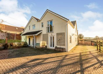 Thumbnail 5 bed detached house for sale in Stocks Lane, North Wootton, Shepton Mallet