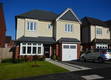 Thumbnail 4 bed detached house for sale in Windmill Drive, Filey