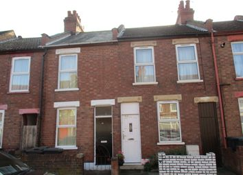 Thumbnail 2 bedroom terraced house to rent in Ash Road, Luton, Beds