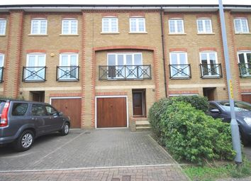 Thumbnail 3 bed terraced house to rent in Belvedere Close, Belvedere Road, Faversham, Kent