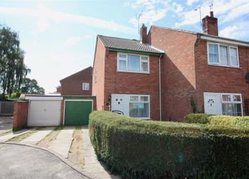 Thumbnail 2 bed end terrace house for sale in Turners Croft, North Leverton, Retford