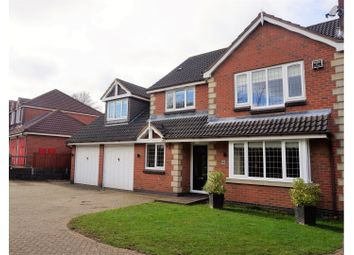Thumbnail 5 bedroom detached house for sale in Pavilion Grove, St Georges Telford