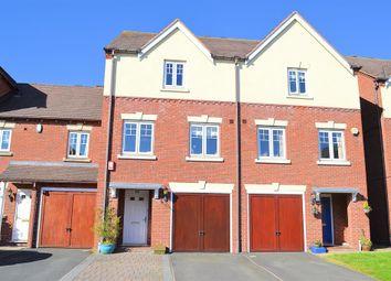 Thumbnail 4 bed terraced house for sale in Harrington Walk, Lichfield
