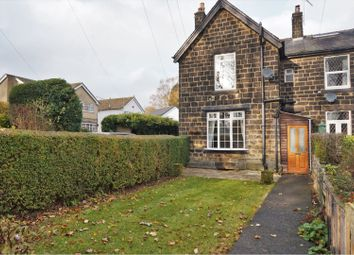 Thumbnail 2 bed semi-detached house to rent in Bingley Road, Ilkley