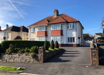 Thumbnail 3 bed semi-detached house for sale in Cherry Grove, Derwen Fawr, Sketty, Swansea