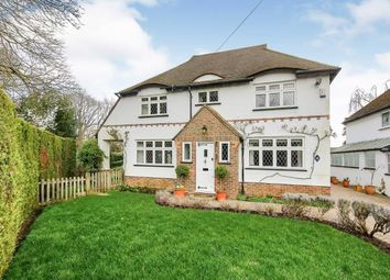 Thames Ditton, Surrey KT7. 4 bed detached house