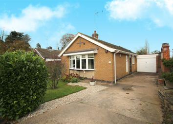 Thumbnail 3 bed detached bungalow for sale in Grange Close, Lambley, Nottinghamshire