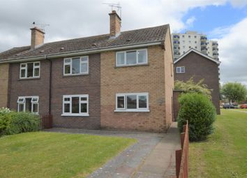 Thumbnail 1 bed flat to rent in Western Avenue, Blacon, Chester