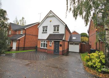 Thumbnail 3 bed detached house for sale in Wentworth Drive, Holbrooks, Coventry