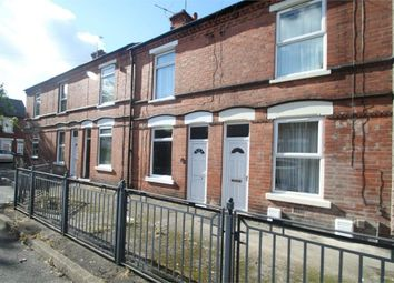 Thumbnail 2 bed terraced house to rent in Wallet Street, Netherfield, Nottingham