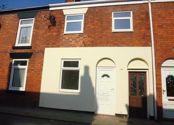 Thumbnail 3 bed terraced house to rent in Ledward Street, Winsford