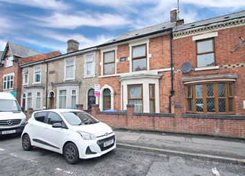 6 bed terraced house for sale in Burton Road, Derby DE1