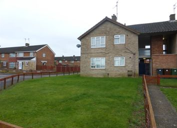 Thumbnail 2 bed flat for sale in Newark Drive, Corby