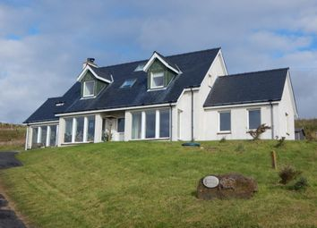 Thumbnail 3 bedroom detached house for sale in 8 Halistra, Waternish, Isle Of Skye