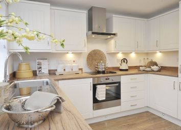 "Thumbnail 3 bedroom end terrace house for sale in ""Newmachar"" at Frogston Road East, Edinburgh"