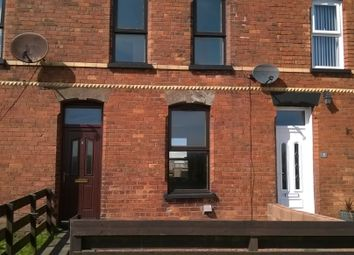 Thumbnail 2 bed terraced house to rent in Three Trees Road, Newbie