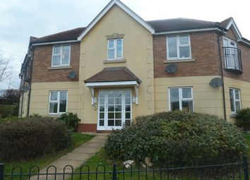 Thumbnail 2 bed flat to rent in 4 Willow Grove, Craven Arms, Shropshire