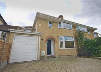 Thumbnail 5 bed semi-detached house for sale in Collinwood Road, Headington, Oxford, Oxfordshire