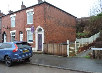 Thumbnail 2 bed end terrace house to rent in Albert Street, Royton, Oldham