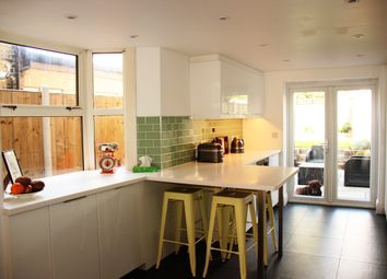 Thumbnail 3 bed terraced house for sale in Godwin Road, London