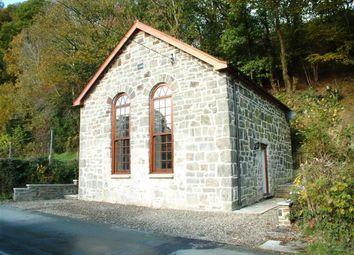 Thumbnail 1 bed detached house to rent in Cwmbelan Chapel, Cwmbelan, Llanidloes, Powys