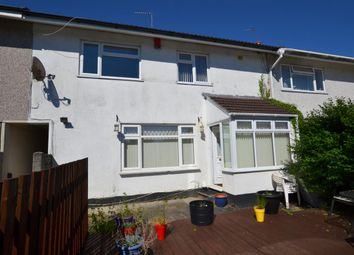 Thumbnail 3 bed semi-detached house to rent in Warwick Avenue, Crownhill, Plymouth