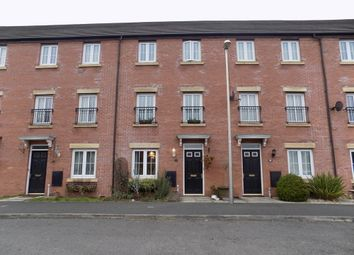 Thumbnail 4 bed town house for sale in Warburton Close, Barnton, Northwich