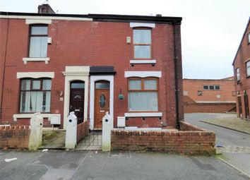 Thumbnail 2 bed end terrace house for sale in New Wellington Street, Blackburn, Lancashire