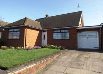Thumbnail 2 bedroom bungalow for sale in Scotts Green Close, Dudley, West Midlands