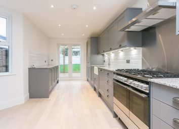 Thumbnail 5 bed terraced house to rent in Neville Road, London