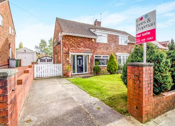 Thumbnail 3 bed semi-detached house for sale in Ullswater Avenue, Prenton