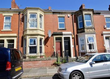 Thumbnail 3 bed flat for sale in Wingrove Avenue, Newcastle Upon Tyne