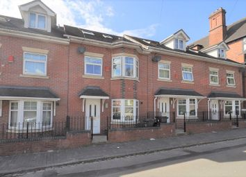 Thumbnail 3 bed town house for sale in De Brompton Villas, Newcastle, Staffs
