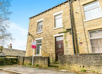 Thumbnail 2 bed end terrace house for sale in Autumn Street, Halifax