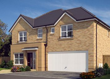 "Thumbnail 4 bed detached house for sale in ""The Westbury"" at Cochrina Place, Rosewell"