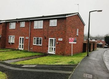 Thumbnail 3 bed end terrace house to rent in Shinwell Crescent, Tividale, Oldbury