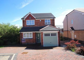 Thumbnail 3 bed detached house for sale in Dalar Aur, Llandudno Junction