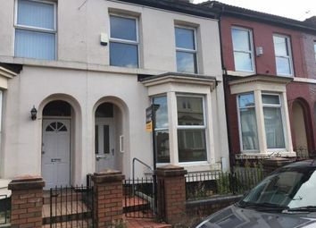 Thumbnail 2 bed terraced house to rent in Grasmere Street, Liverpool